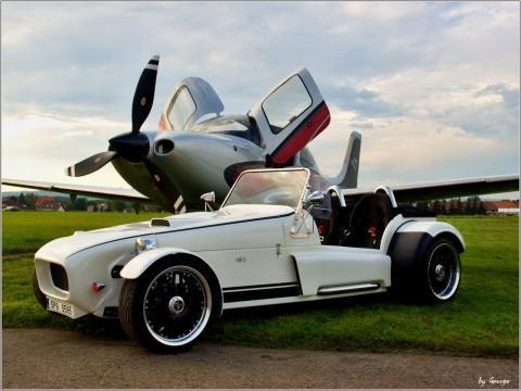 "2014 replica of ""Lotus Super Seven"" Kaipan 57 for sale"
