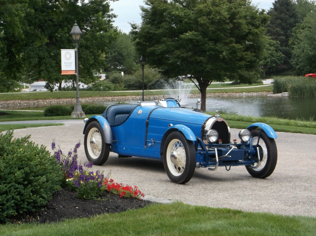 1927 bugatti type 35b replica kit car for sale for Motor cars for sale