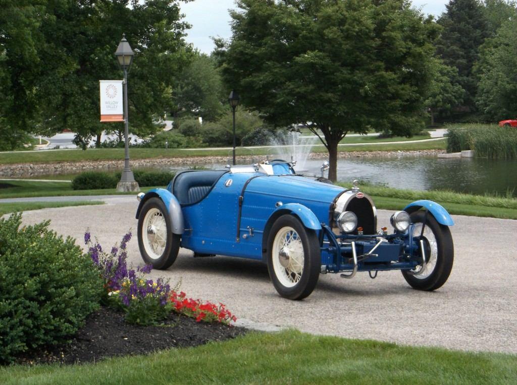 1927 bugatti type 35b replica kit car for sale. Black Bedroom Furniture Sets. Home Design Ideas