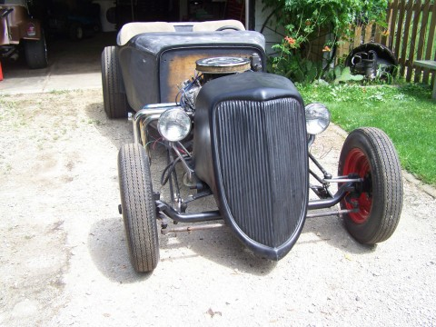 1932 Bantam Bucket Project, 350 Chevy motor for sale