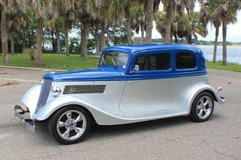 1933 Ford Vicki Street rod. for sale