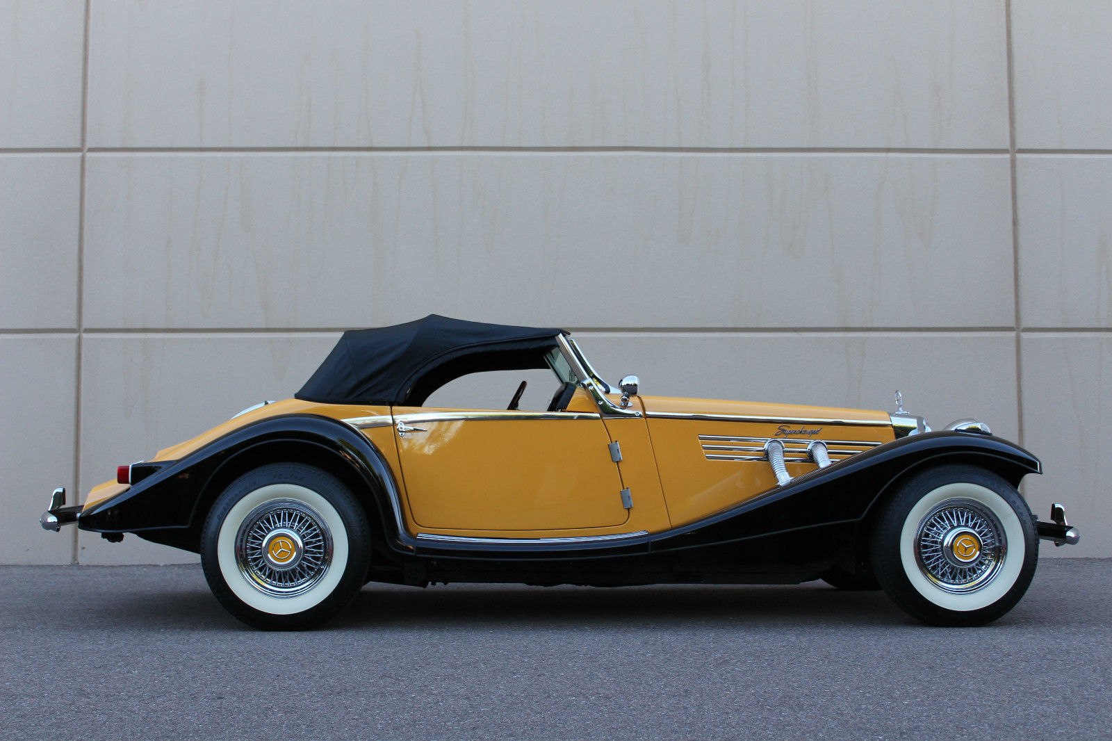 1936 Mercedes Benz Replica 500k 540k Marlene For Sale