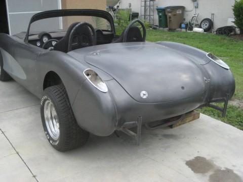 1957 Corvette rat rod Project Gasser 63 race car for sale