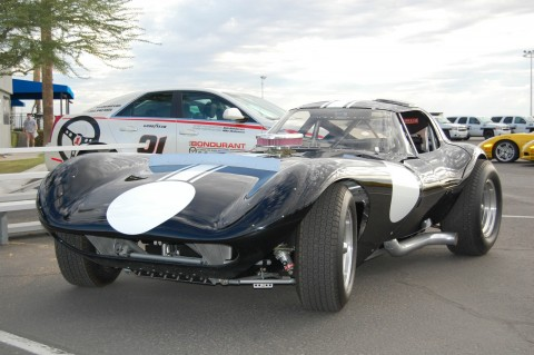 1964 Bill Thomas Cheetah Tribute Package Black Body Chassis for sale