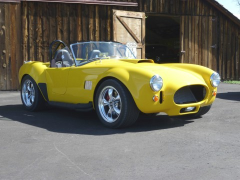 1965 Replica Cobra, Mkiii Factory Five for sale