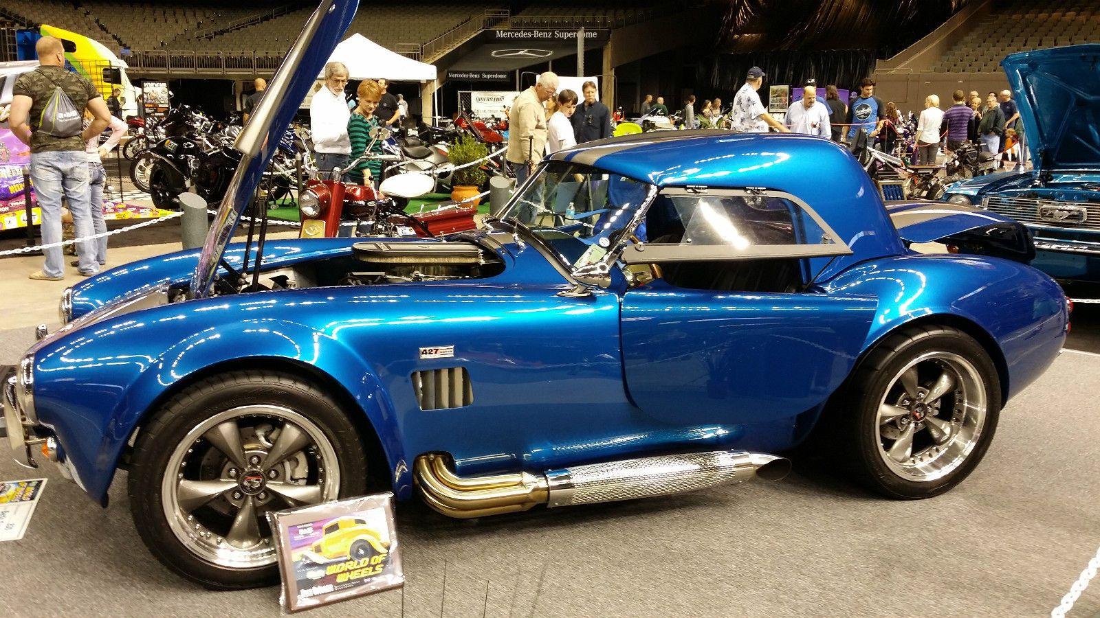 1965 Mk4 Factory Five Cobra Roadster Replica For Sale