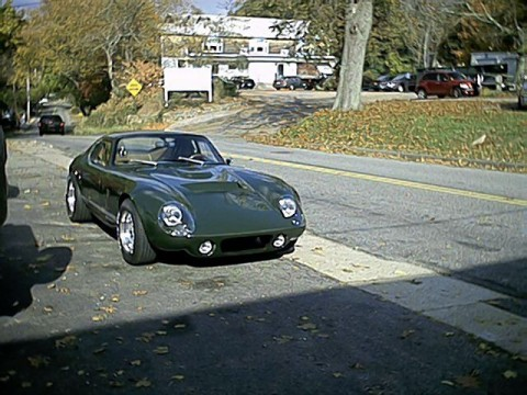 1965 Shelby Daytona Coupe, Factory Five Replica for sale