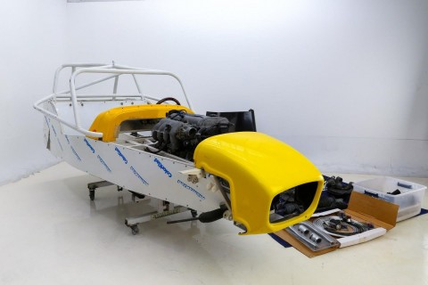 1966 Lotus 7 Replica KIT CAR project car for sale