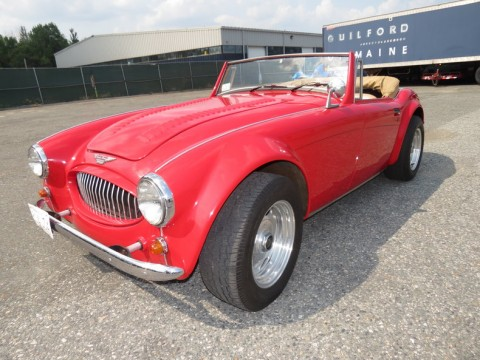 1967 Healey 3000 Replica 350 V8 Automatic Fast Fun Convertible for sale