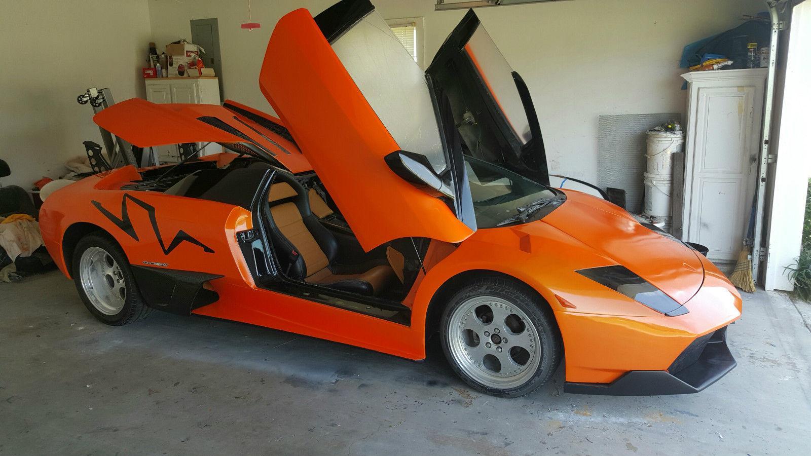 Lamborghini Replica Kit For Fiero