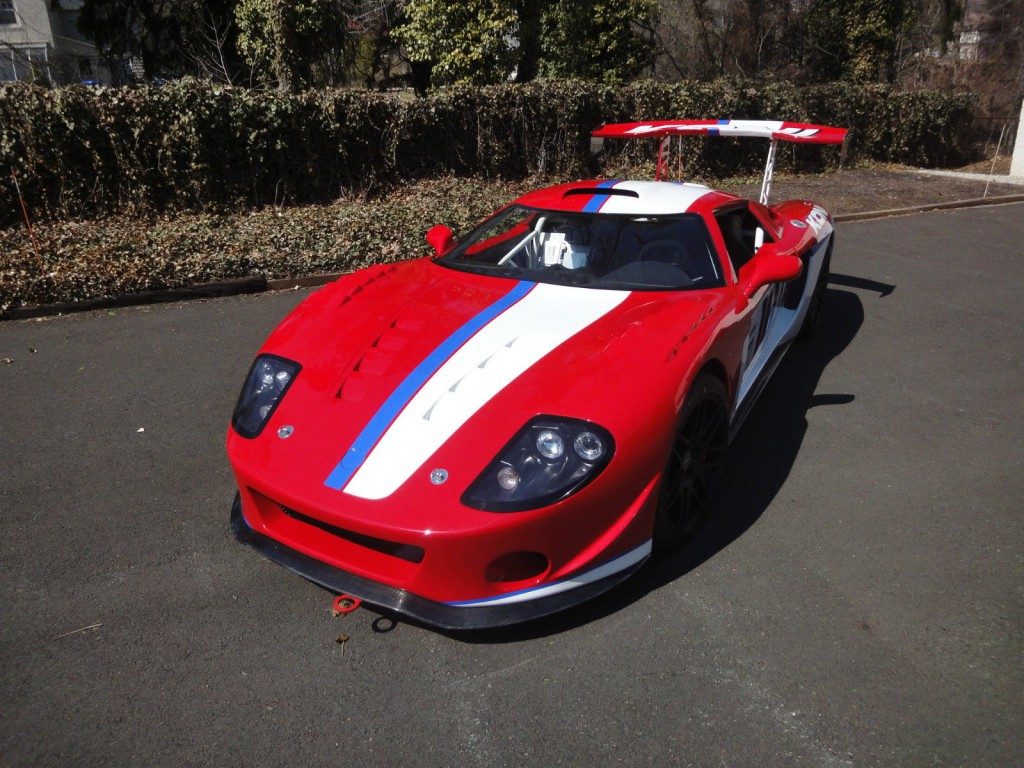 2012 Gtm Gtm R 635 Hp New Factory Five Gen Ii Gtm Racer For Sale