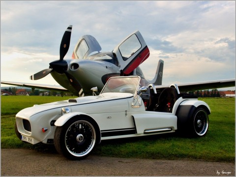"2014 Roadster Replica of ""lotus Super Seven"" Kaipan 57 for sale"