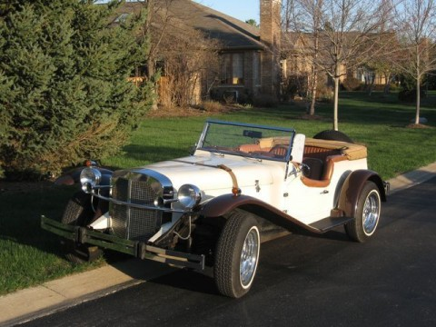 1929 Mercedes Benz SSK Gazelle Kit Car for sale