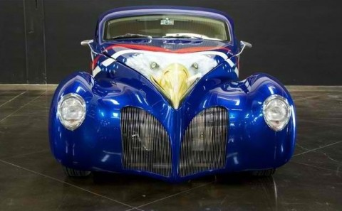 1939 Lincoln Zephyr Hot Rod Replica for sale