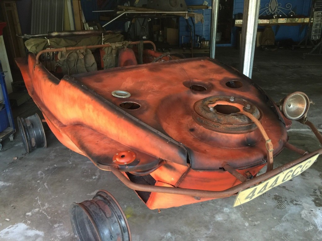 1943 VW Schwimmwagen Replica for sale