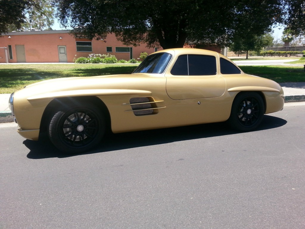 1955 Mercedes 300sl Gullwing Replica For Sale