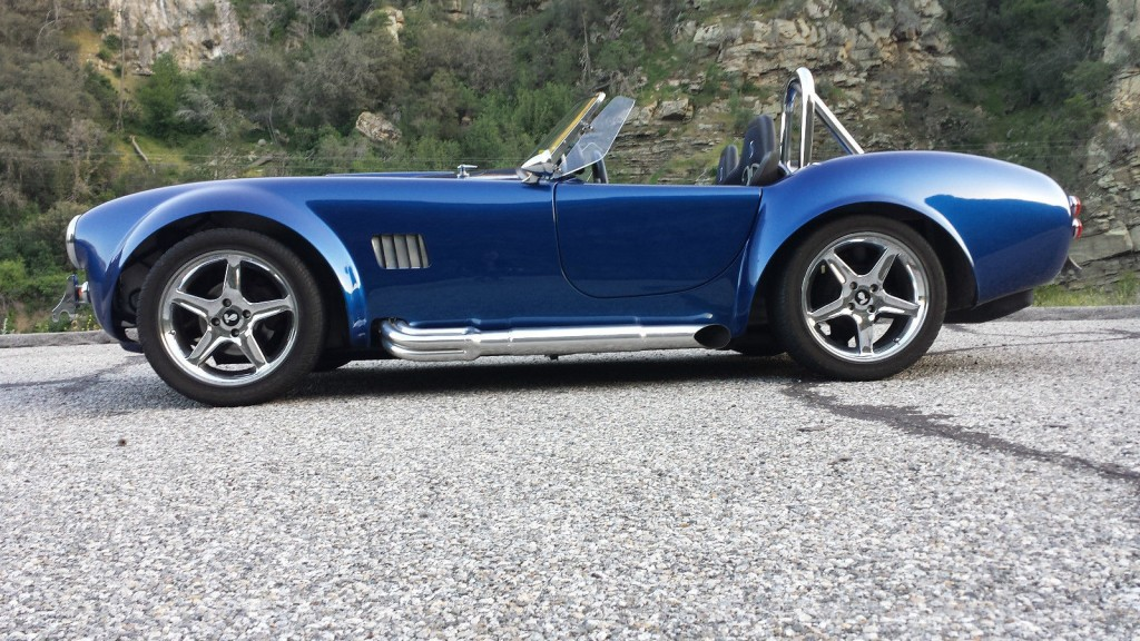 1965 427 Shelby Cobra Roadster Replica Kit Factory Five