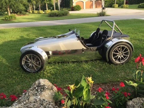 1967 WCM Ultralite S2K Super Seven for sale