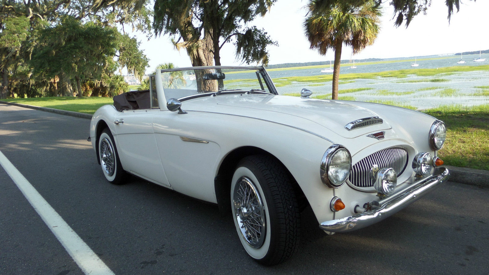 1987 austin healey mk 3000 convertible replica for sale. Black Bedroom Furniture Sets. Home Design Ideas