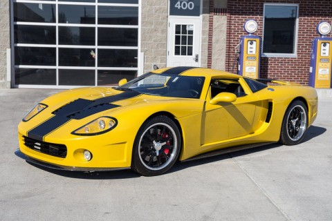 2008 Factory Five GTM Supercar 427c.i. LS7 6 Speed Highly Optioned for sale