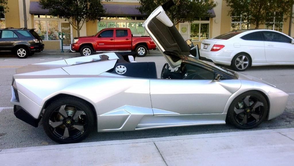 Lamborghini Reventon Replica For Sale