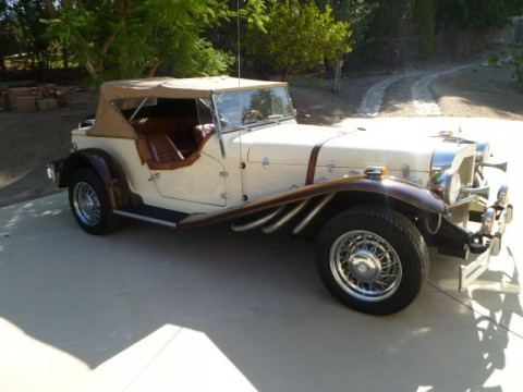 1929 Mercedes Benz SSK Gazelle Replica for sale