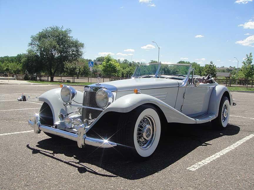 1936 Mercedes 500k Marlene Replica For Sale