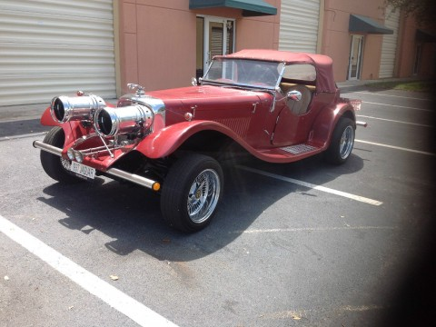 1937 Jaguar SS 100 replica for sale