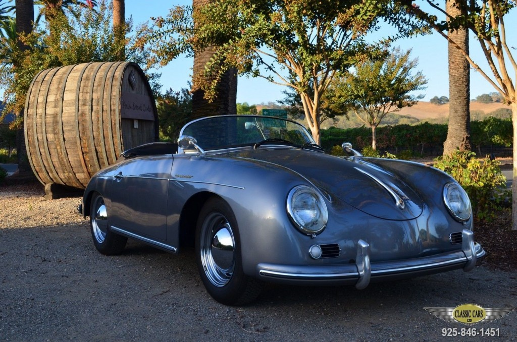Ferrari 308 Gts For Sale >> 1957 Vintage Porsche Speedster Replica for sale