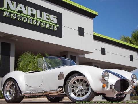 1965 Replica/kit Back Draft Racing Shelby Cobra 5 Speed for sale