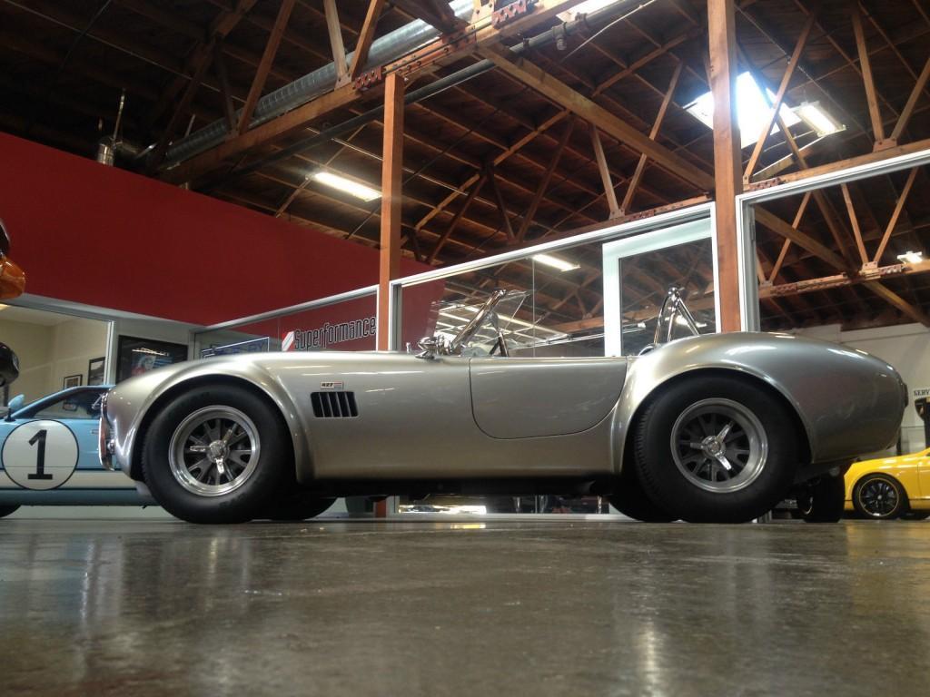 1965 Superformance 427 Cobra Mk Iii Replica For Sale