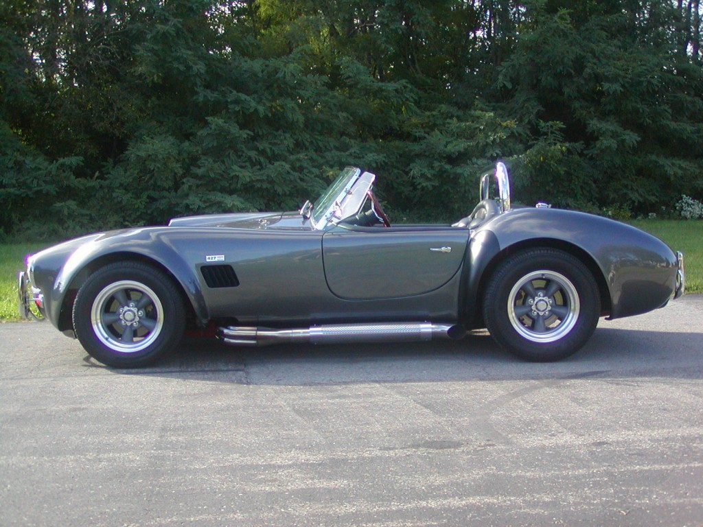 1966 ac cobra replica big block for sale. Black Bedroom Furniture Sets. Home Design Ideas
