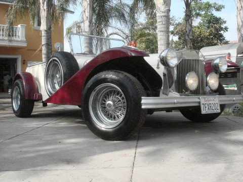 1929 Excalibur Replica 1969 VW Chasis for sale