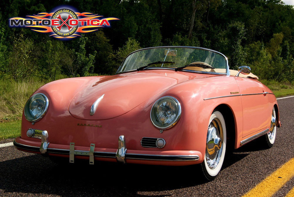 1972 Porsche 356 Speedster Replica For Sale