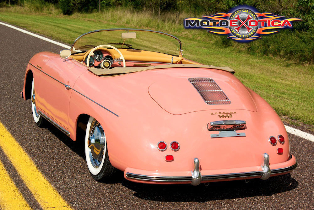 1972 porsche 356 speedster replica for sale. Black Bedroom Furniture Sets. Home Design Ideas