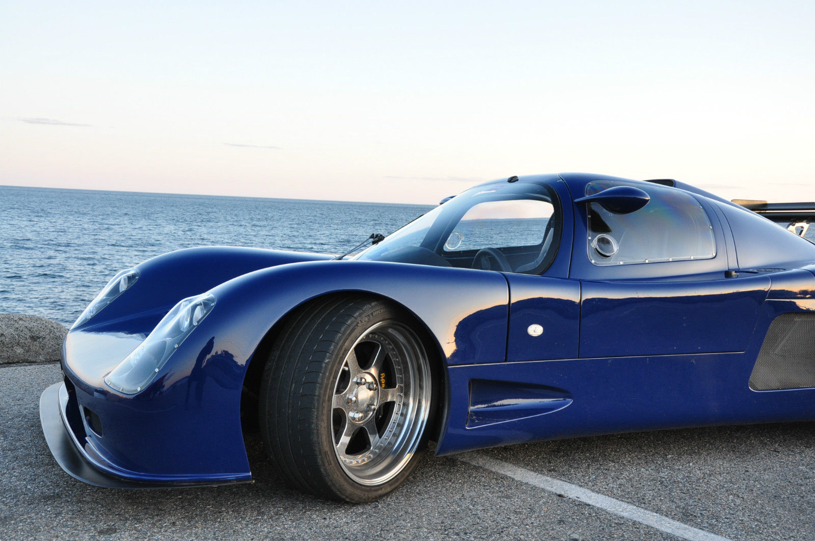 2012 Ultima Gtr Royal Blue With 704hp Ls7 For Sale