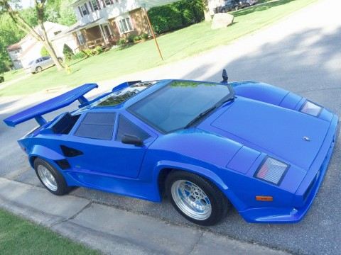 1988 Lambo Countach Replica Built by Exotic Illusions for sale