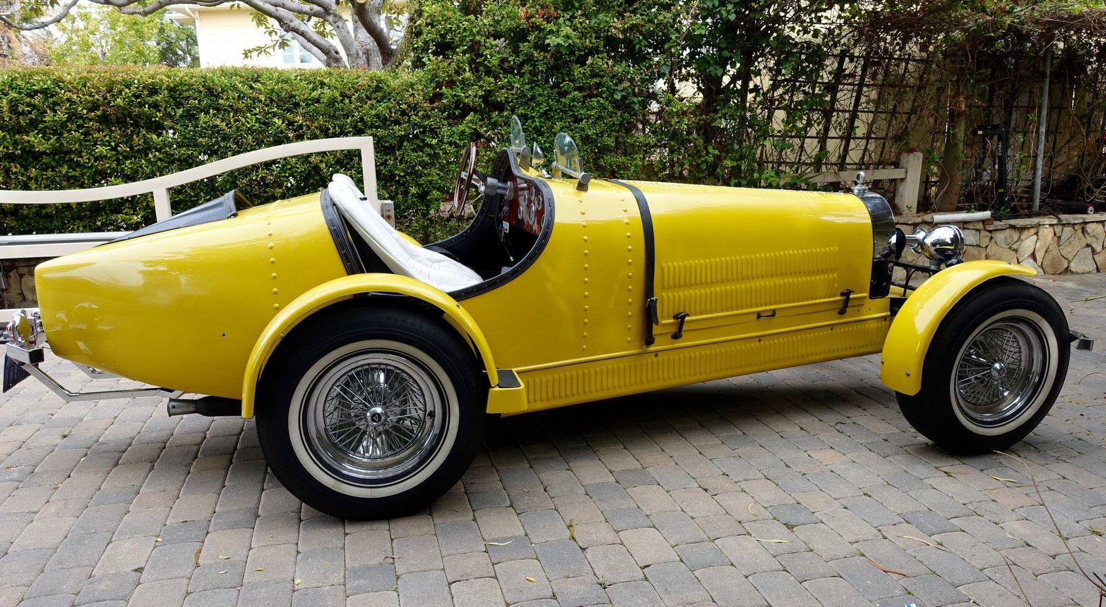 1927 Bugatti Type 35 Replica For Sale