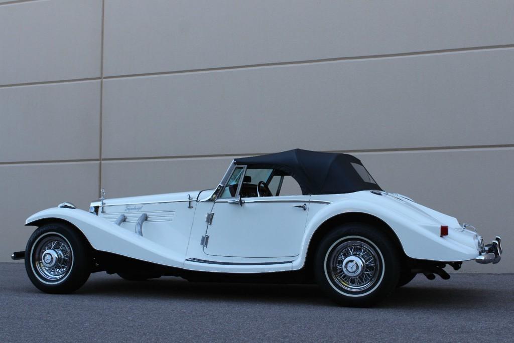 1936 mercedes benz 500k 540k marlene 500 k replica for sale for Car for sale mercedes benz