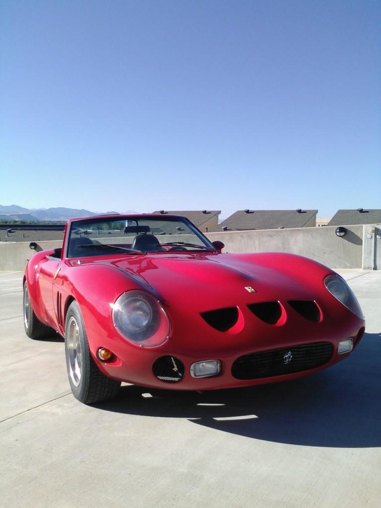 Ferrari 308 Gts For Sale >> 1962 Replica/kit Ferrari 250 GTO Spyder for sale