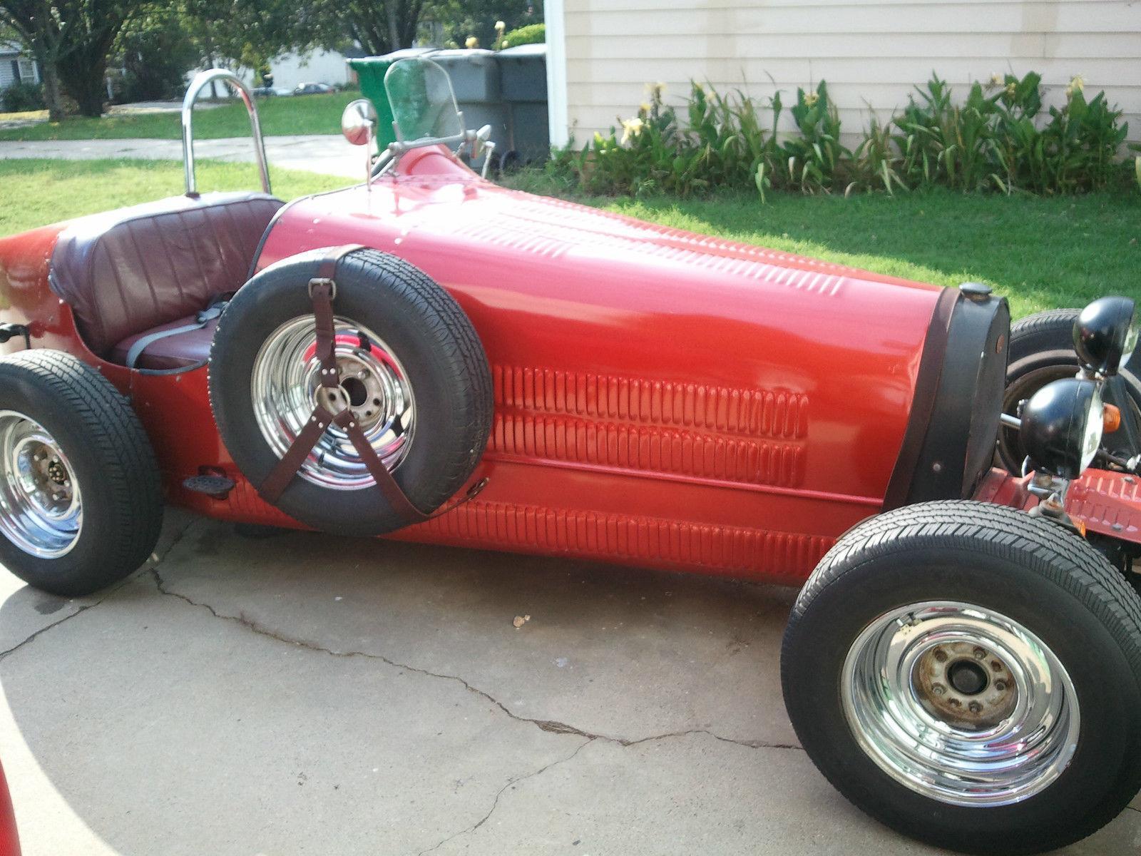 1971 1927 d roadster buggatti kit car for sale for Motor cars for sale