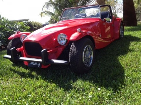 1976 Blakely Bearcat Roadster Red for sale