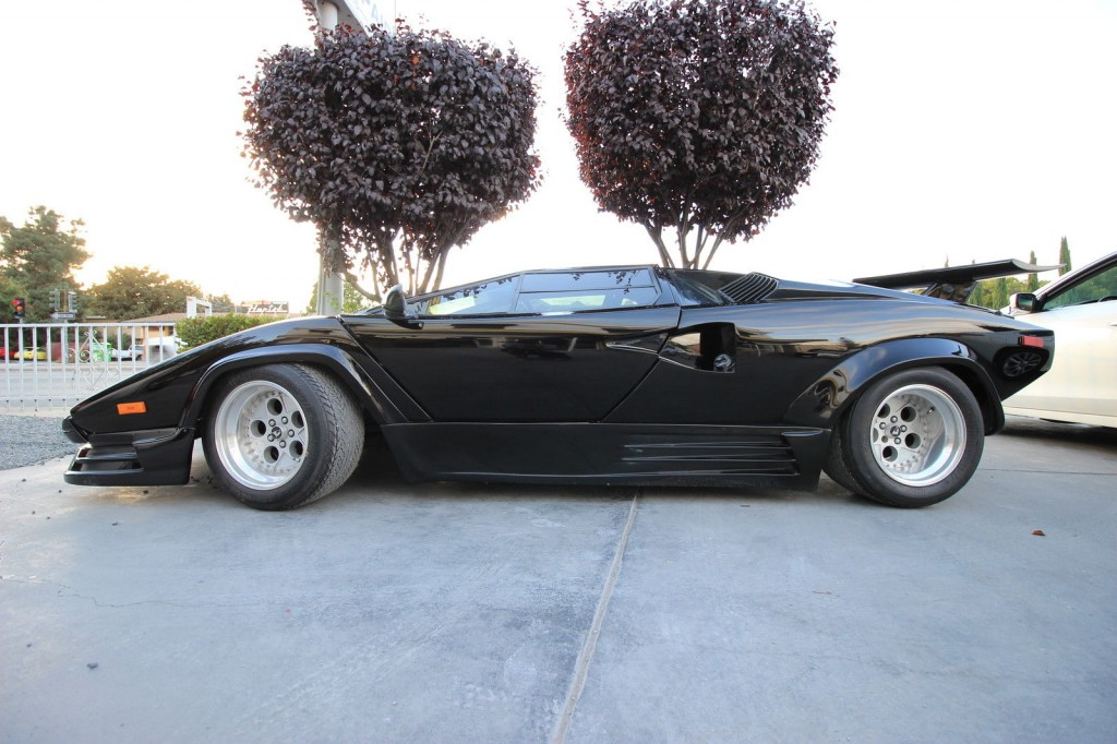 1989 lamborghini countach 25th anniversary coupe 2 door 5 2l for sale. Black Bedroom Furniture Sets. Home Design Ideas