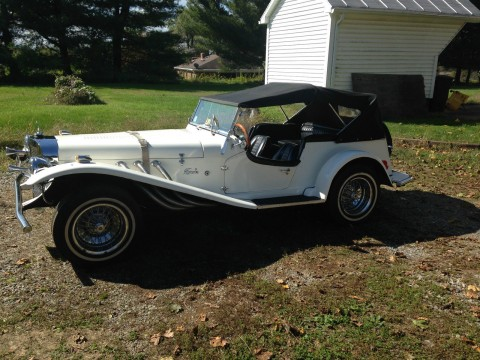 Gazelle 1929 Mercedes Benz Kit Car for sale