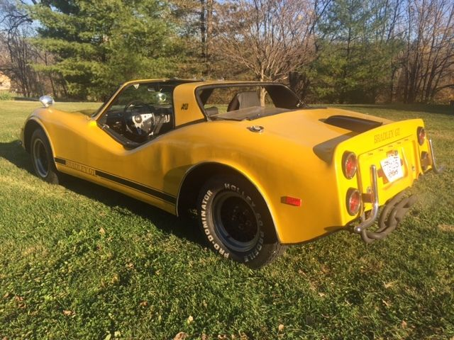 1976 Bradley GT Kit Car Gull Wing