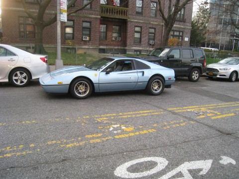 1987 Ferrari 328 GTB Ferrari Azzurro Blue Paint on Pontiac Fiero GT for sale