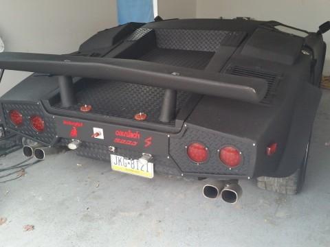 1987 Lamborghini Countach Replica / Pontiac Fiero for sale