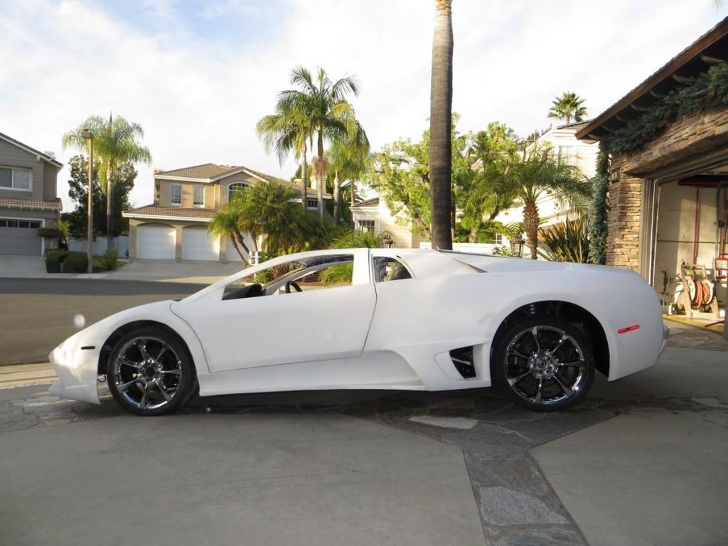2015 Lamborghini Murcielago Lp640 Replica For Sale