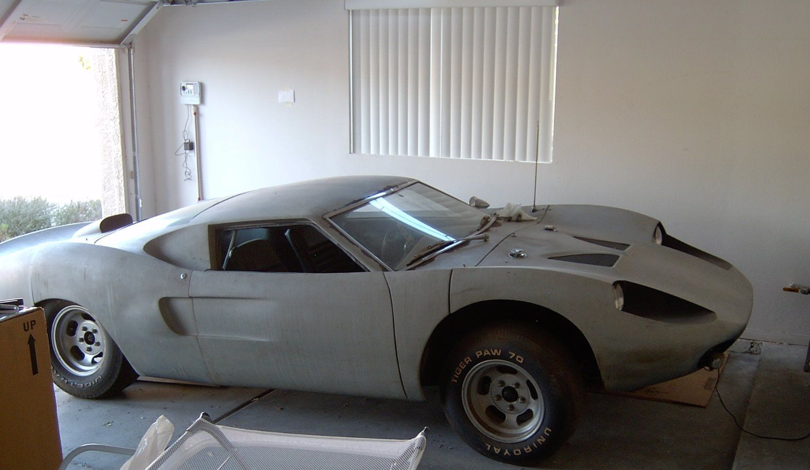 Avenger Gt Fiberfab Late 1960s Ford Gt Kit Car Vw Corvair