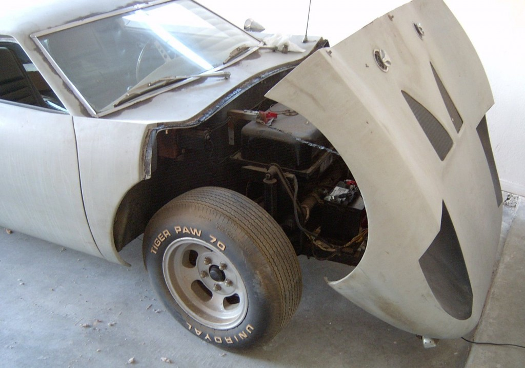 Avenger Gt Fiberfab Late 1960s Ford Gt Kit Car Vw Corvair For Sale